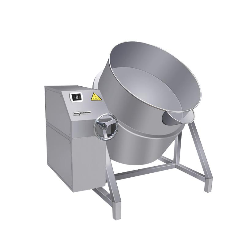 可倾斜煲汤炉