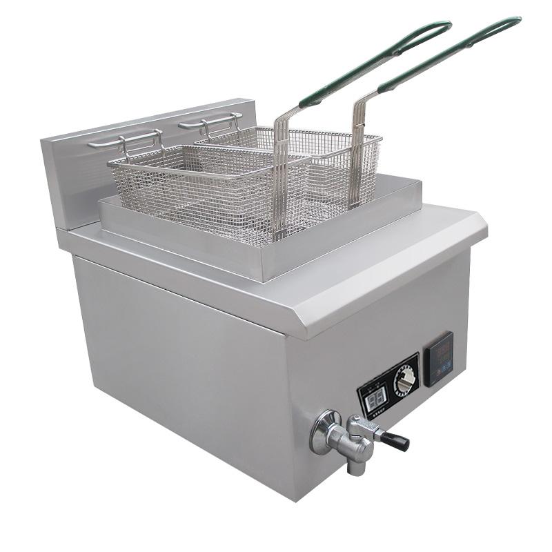 台式龙8娱乐电脑版双缸炸炉